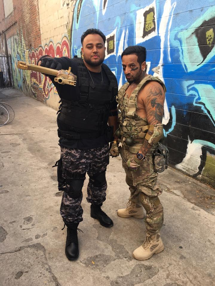 Deep Jandu and Jazzy B UNITE for epic collaboration!