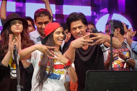 Shah Rukh Khan to host Lilly Singh in Mumbai