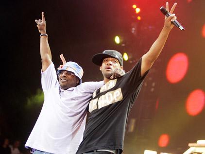 Will Smith and DJ Jazzy Jeff to headline UK festival