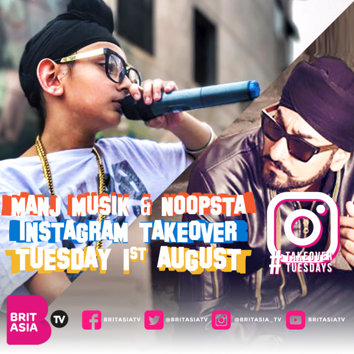 Manj Musik and Noopsta takeover