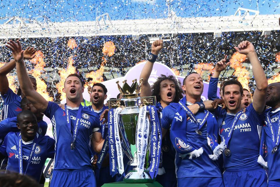Chelsea winners