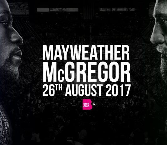 Floyd Mayweather Jr. vs. Conor McGregor