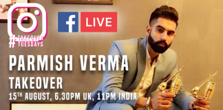 Parmish Verma Tuesday Takeovers