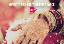 FIRST DANCE SONGS TO PICK FOR YOUR WEDDING