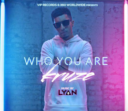 Kruze Who You Are album cover