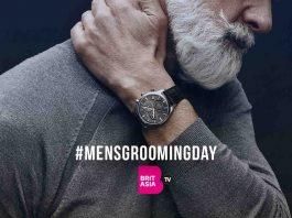 Mens grooming day