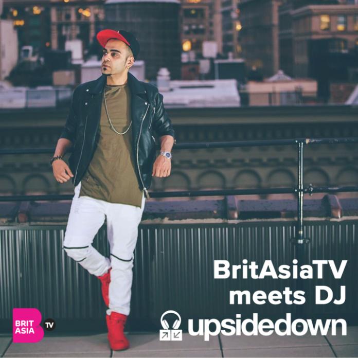 DJ UpsideDown