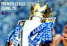Premier League turns 25