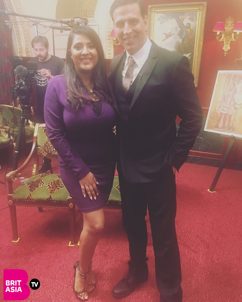 BritAsia TV meet Akshay Kumar