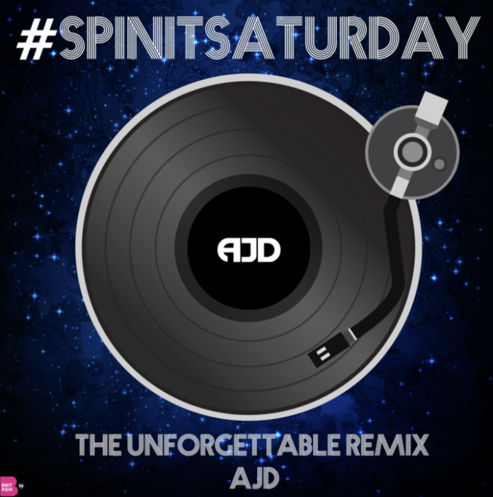 #SPINITSATURDAY: AJD – The Unforgettable Remix