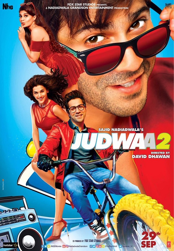 New Movie - Judwaa 2