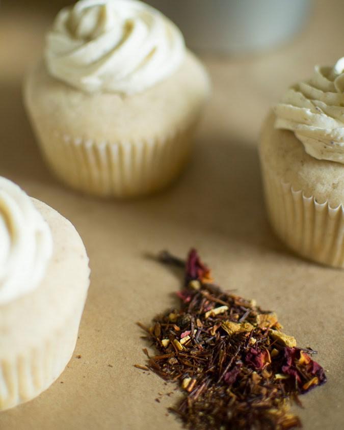 White Chocolate Chai Spice Cake