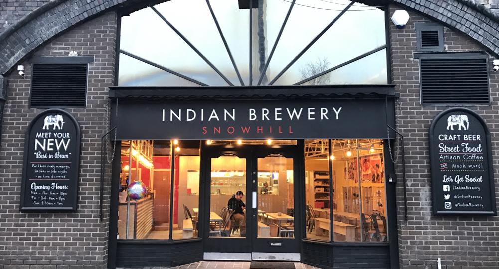indian brewery Birmingham