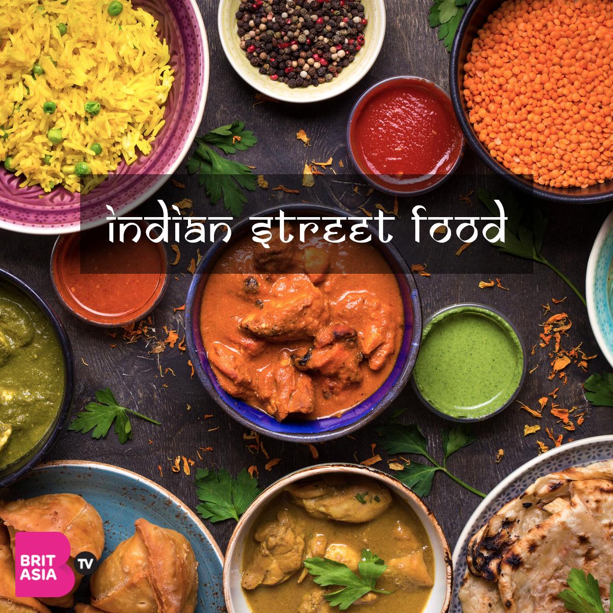 Indian Street Food Britasia Tv