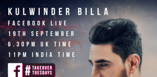 Kulwinder Billa- TakeoverTuesdays