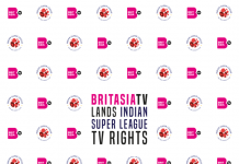 BRITASIA TV LANDS INDIAN SUPER LEAGUE TV RIGHTS