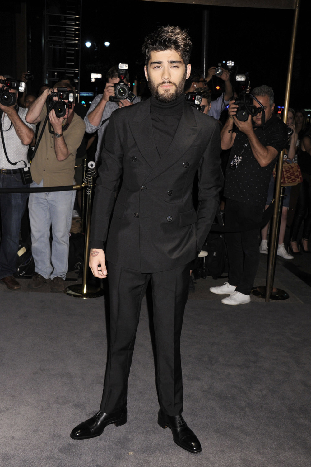 zayn malik best dressed at GQ