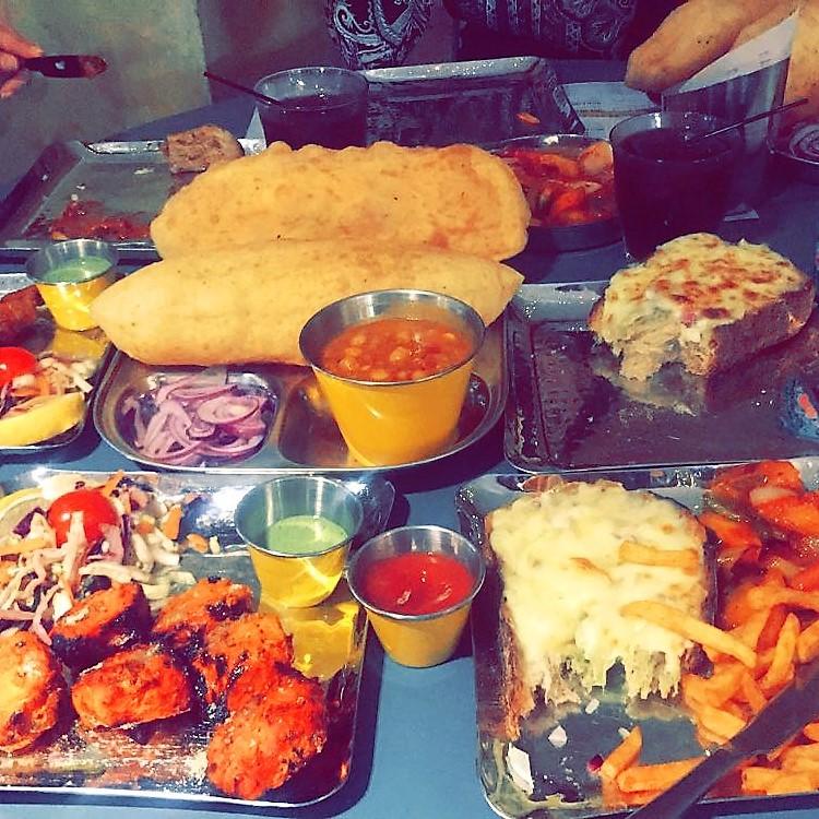 zindya - indian street food