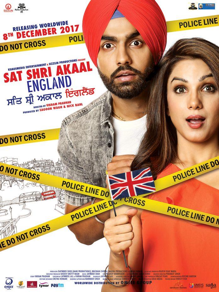 NEW FILM RELEASE: SAT SHRI AKAAL ENGLAND