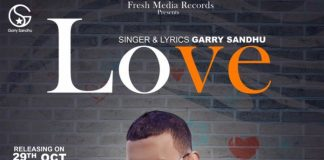 NEW RELEASE: GARRY SANDU – LOVE