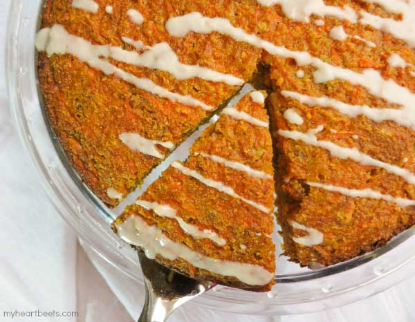 Carrot Cake Indian Style