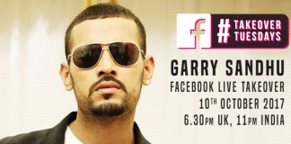 #TAKEOVERTUESDAYS WITH GARRY SANDHU