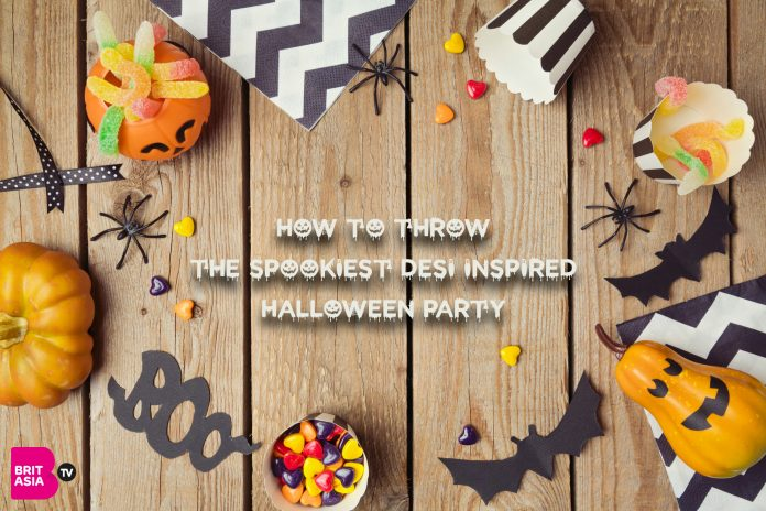 HOW TO THROW THE SPOOKIEST DESI INSPIRED HALLOWEEN PARTY