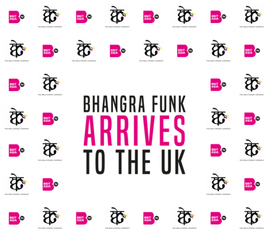 BHANGRA FUNK ARRIVES TO THE UK