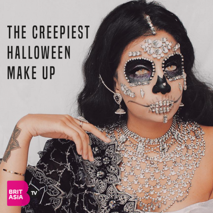 THE CREEPIEST HALLOWEEN MAKE UP