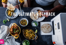 THE ULTIMATE ROTI HACK
