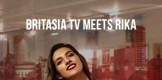 BRITASIA TV MEETS RIKA