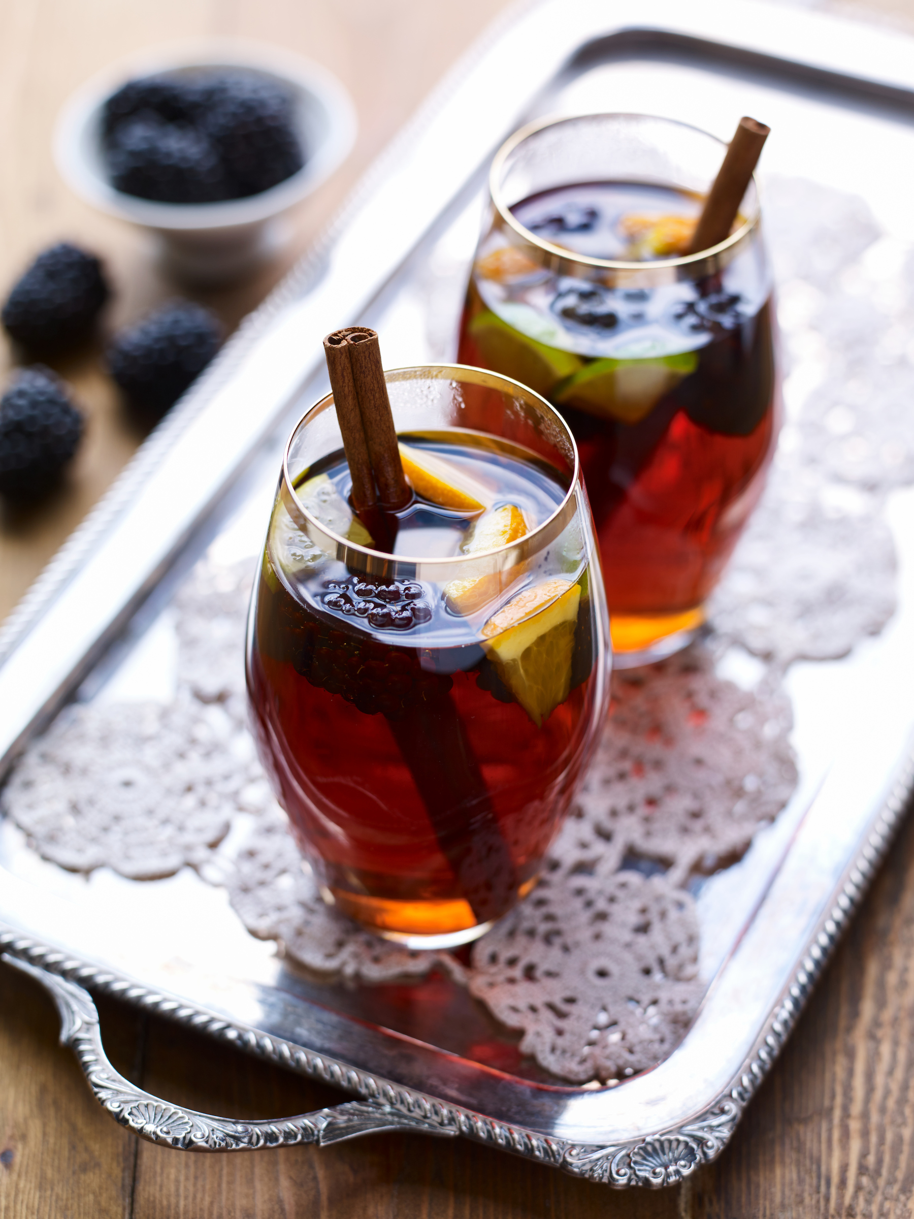 BerryWorld Winter Pimm's