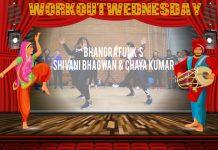 #WorkOutWednesday – BhangraFunk's Shivani Bhagwan & Chaya Kumar