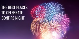 THE BEST PLACES TO CELEBRATE BONFIRE NIGHT