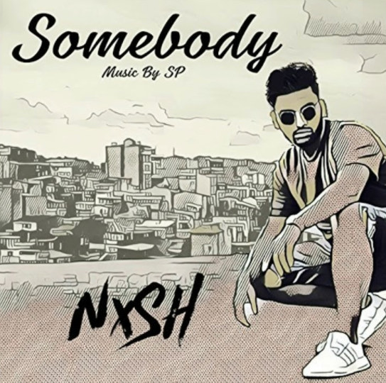 NEW RELEASE: NISH – SOMEBODY