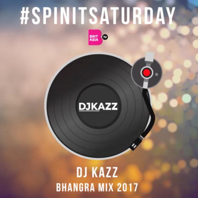 #SPINITSATURDAY: DJ KAZZ – BHANGRA MIX 2017