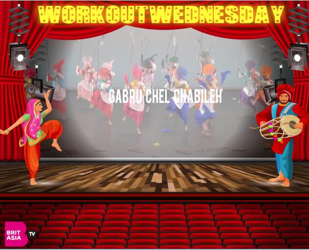 #WORKOUTWEDNESDAY WITH GABRU CHEL CHABILEH