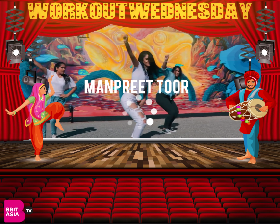 #WORKOUTWEDNESDAY WITH MANPREET TOOR