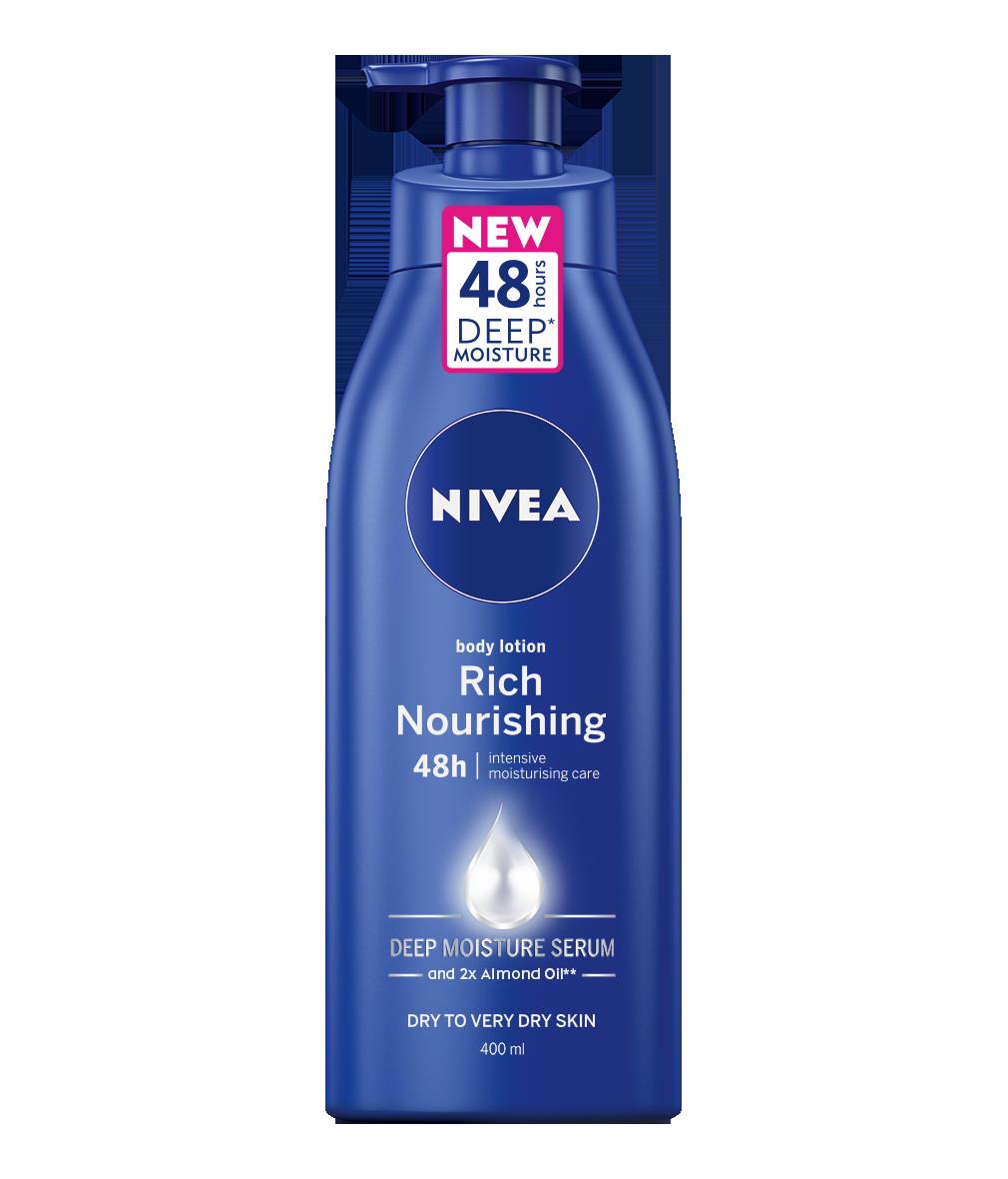 NIVEA Rich Nourishing Body Lotion