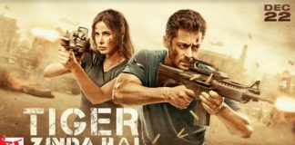 SALMAN KHAN AND KATRINA KAIF ROAR IN TIGER ZINDA HAL TRAILER