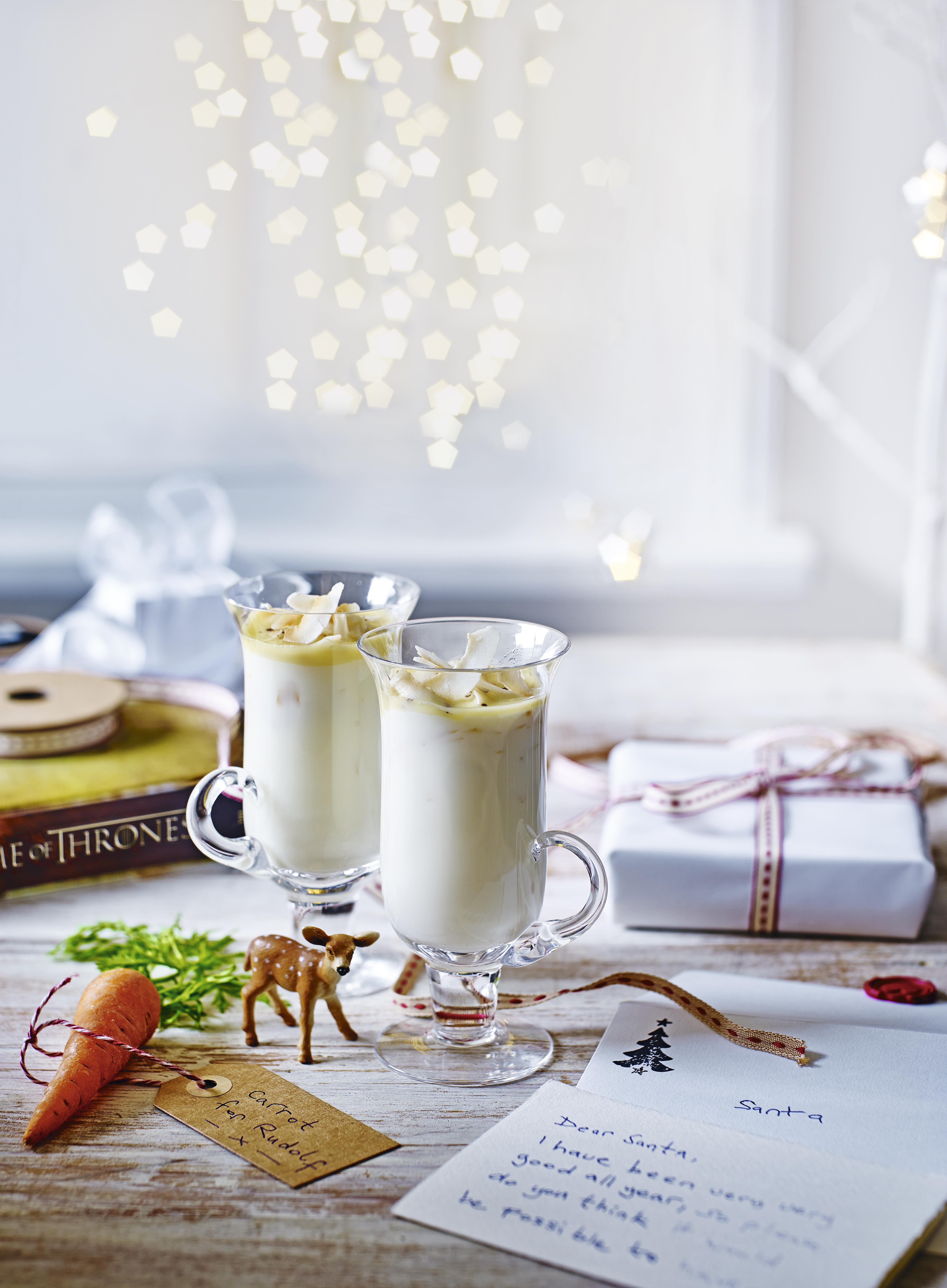 White Chocolate Toddy