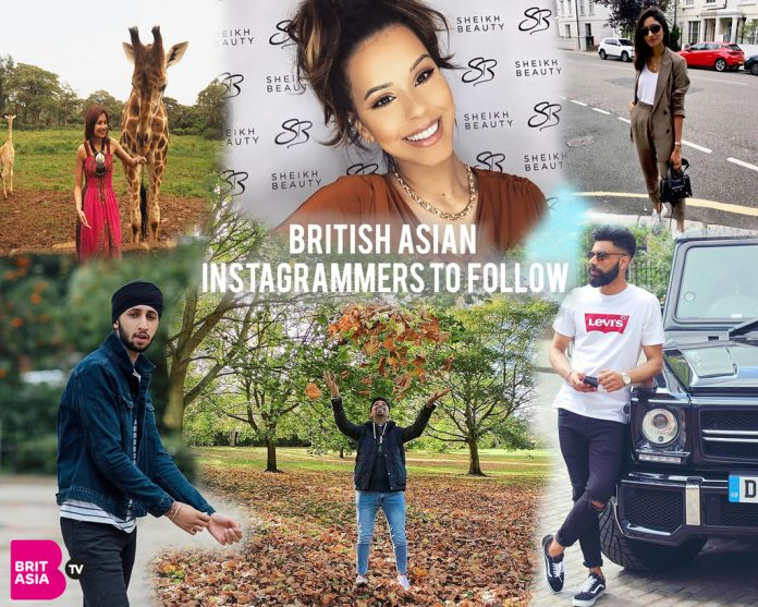 BRITISH ASIAN INSTAGRAMMERS TO FOLLOW