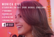 #TAKEOVERTUESDAY WITH 'SAT SRI AKAL ENGLAND' STAR MONICA GILL