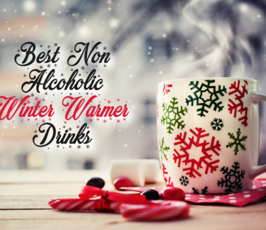 BEST NON-ALCOHOLIC WINTER WARMER DRINKS