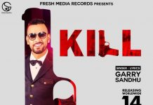 NEW RELEASE: GARRY SANDHU – KILL