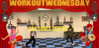 #WORKOUTWEDNESDAY WITH ABC DANCE CENTER