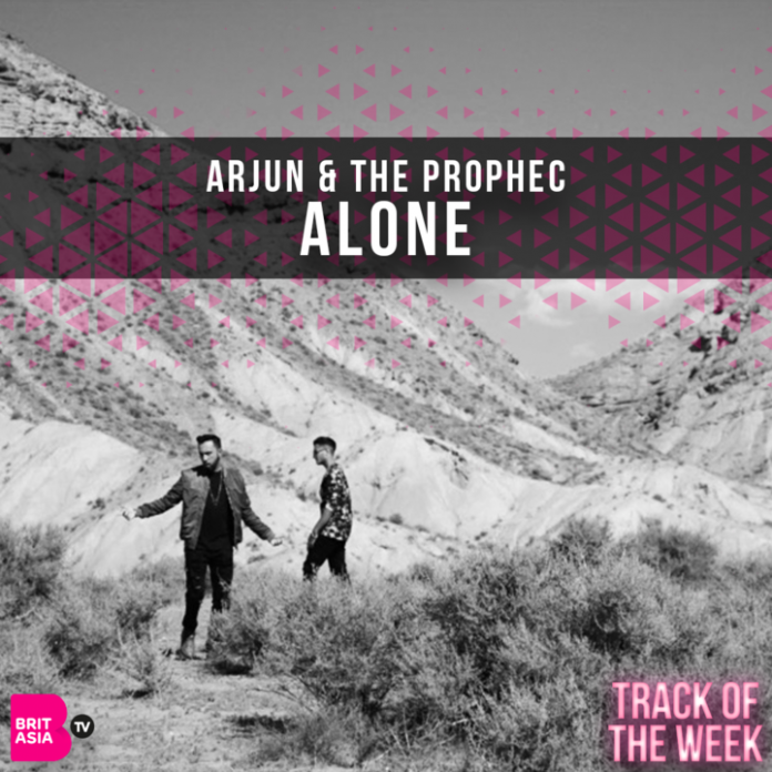 TRACK OF THE WEEK: ARJUN & THE PROPHEC – ALONE