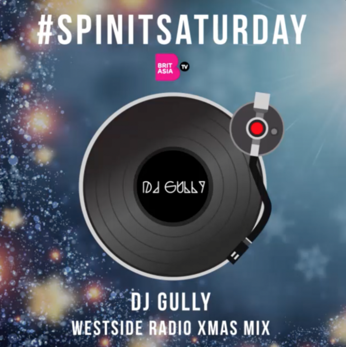 #SPINITSATURDAY: DJ GULLY – WESTSIDE RADIO XMAS MIX