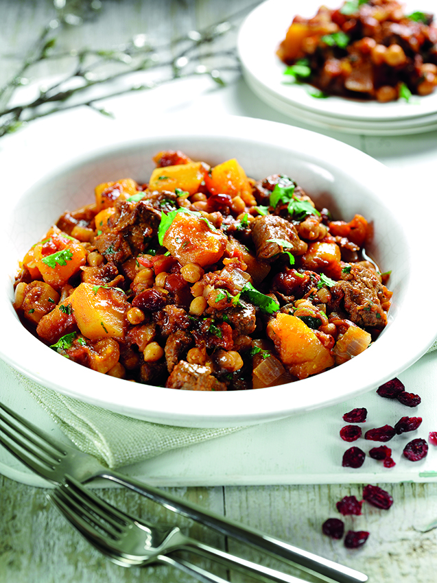 Festive Beef Tagine