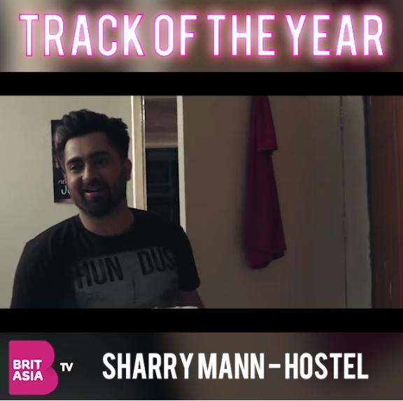 TRACK OF THE YEAR: SHARRY MANN – HOSTEL